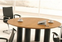 Meeting Tables / Meeting Tables Created to fit perfectly in the design of a modern office, this modern meeting table creates a space that makes a statement.