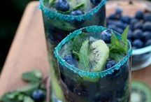 Drinks / Refreshing Drink Recipes. Try Something Different This Summer! #summer