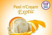 Peel n'Cream Exotic (Flavor of the Month - October 2013)