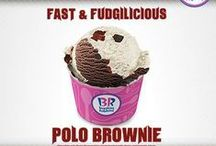 Fast And Fudgilicious Polo Brownie (Flavor of the Month - December 2013)