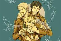 Warrior Trio