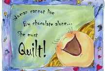 Just for Fun / Quilt Humor to brighten your day!