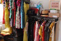 Closet/dressing area