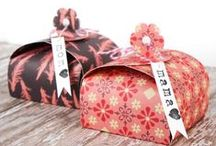 DIY Gift Boxes and Wrapping