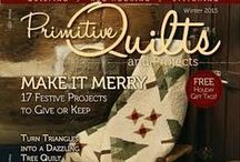 Quilt Magazines / Magazine related to Quilting available at WashTub Quilts