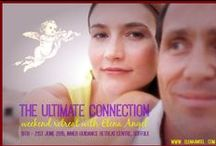 "The Ultimate Connection / All about ""The Ultimate Connection"" Weekend Retreat, 19th - 21st June in Suffolk. Whether you believe in Soul Mates or not, this is the kind experience you'll have... Can't wait!"