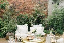 Exteriors & Garden Spaces