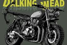 Dalking Wead T-Shirts / for Walking Dead Funs
