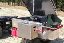 10 ATV trailers / ane around tow by ATVs, UTV and etc trailers #ATVtrailer #UTVtrailer #trailer #lightweighttrailer
