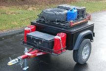 07 mini trailers / any around small size light weight trailers #minitrailer #trailer #lightweighttrailer