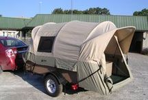 05 tent camper trailers / any around under-tent sleeping trailers #tenttrailer #camper #lightweighttrailer