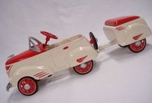 00 RC trailers, toy trailers / scale
