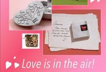 Gift Giving Guides Valentine's 2016 / All things jewelry, hearts, red, pink, purple, and love. #loveisintheair
