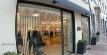 CANEPPELE STORE / Our store is situated in via Manci 80, in the heart of Trento, a beautiful city in the north of Italy