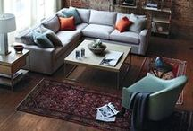 Living Room Inspiration | Wohnzimmer Inspiration