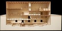 D'A+M Architectural models / Architecture Models - Maquette Architecture Models - Architecture Concept Models