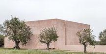 John Pawson / Architettura dei maestri - architettura e luce - architettura e colore