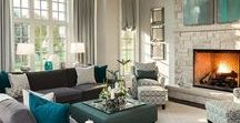 Inspo | Living Room / Home decor inspiration for your living room redecorating or renovating project