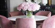 Inspo | Dining Room / Home decor inspiration for your dining room redecoration project