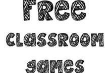 Free Classroom Games