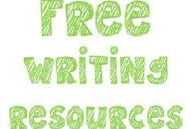 Free Writing Resources / Links to free writing resources primarily for grades K-5.