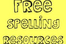 Free Spelling Resources
