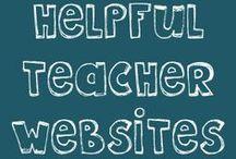 Helpful Teacher Websites