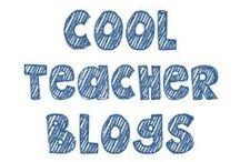 Cool Teacher Blogs / by The Teacher Treasury