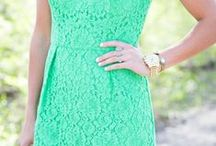 fashionista / Dresses, shoes, accessories, and so much more! / by Hannah Barta