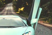 ah..nice cars and TRUCKS <3