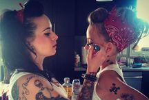 AmazInk / Tattoos / by Corrina Tindall