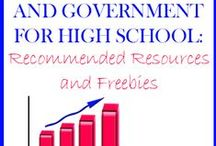 Homeschooling High School / Resources, Ideas and Help for the Highschool Years.