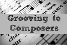 Composer and Hymn Study Resources / Ideas, free printables and activities for teaching composer and hymn study in your homeschool.