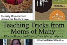 Homeschool Methods / by Homeschool Giveaways and Freebies