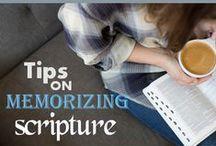 Scripture Memory Ideas