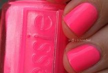 on my nails
