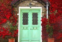 Doors / Doors funny, impressive, all sorts Deuren