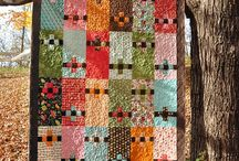 Quilts / Patchwork / Bedspread / Quilting / Plaid / Patchwork / Crafting / Blanket / Bedspread