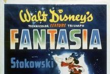 Disney Clasic Movie Vintage Posters / Disney Clasic Movie Vintage Posters