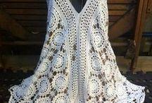Crochet dresses&tunics / by Светлана Катюха