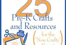 Crafts for kids and moms