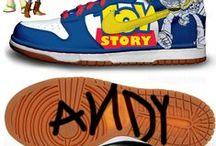 Disney_Printed_Shoes / #Disney_Shoes #Disney_Item
