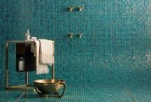 Mosaic Tiles / Mosaic tiles for Bathrooms, Kitchens, walls and floors. A Collection of a very flexible range