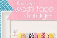 PLANNER Shenanigans / Planner supplies, printables, layouts, washi tape, DIY planners