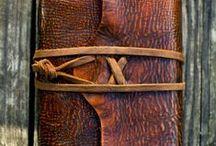 Leather bag / by Oscar Almeida