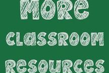 """More Classroom Resources / A continuation of the """"For the Classroom"""" board - http://www.pinterest.com/teachertreasury/for-the-classroom/"""