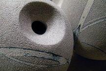 Opificio Ceramico Alfredo Gioventù / #ceramic #artnature #stone