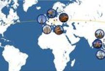 Podróż dookoła świata / O tym jak można w 30 dni zwiedzić 10 krajów.