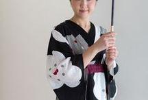 Yukata and Jinbei / Japanese traditional style