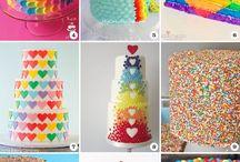 •Cakes•